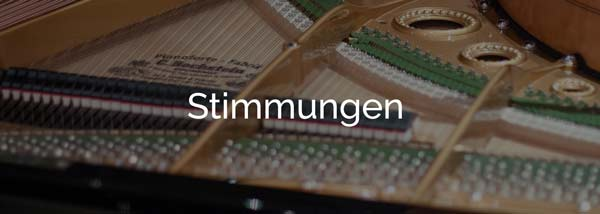 Klavier Stimmungen - Piano Berretz