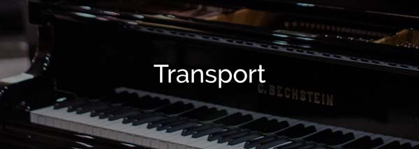 Klavier Flügel Piano Transport - Piano Berretz