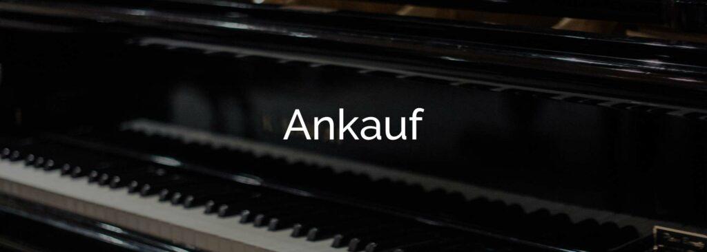 Klavier-Ankauf | Piano Berretz