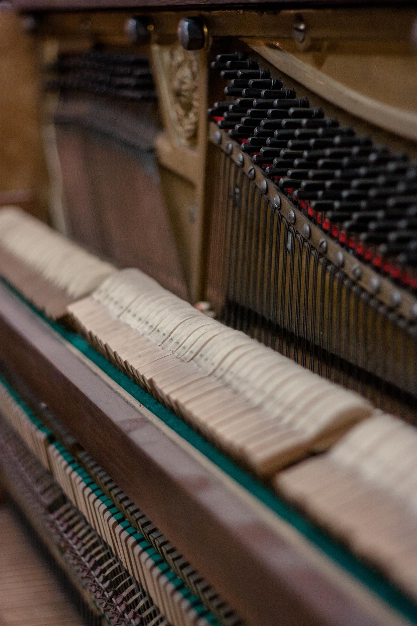 Klavier stimmen | Piano Berretz