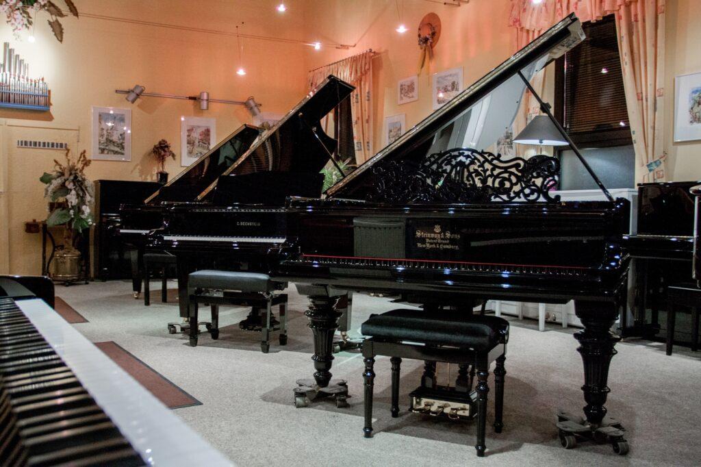 Klavier Aachen - Gebraucht oder neu - Piano Berretz • Meisterwerkstätte & Klavierfachhändler in der nähe von Aachen