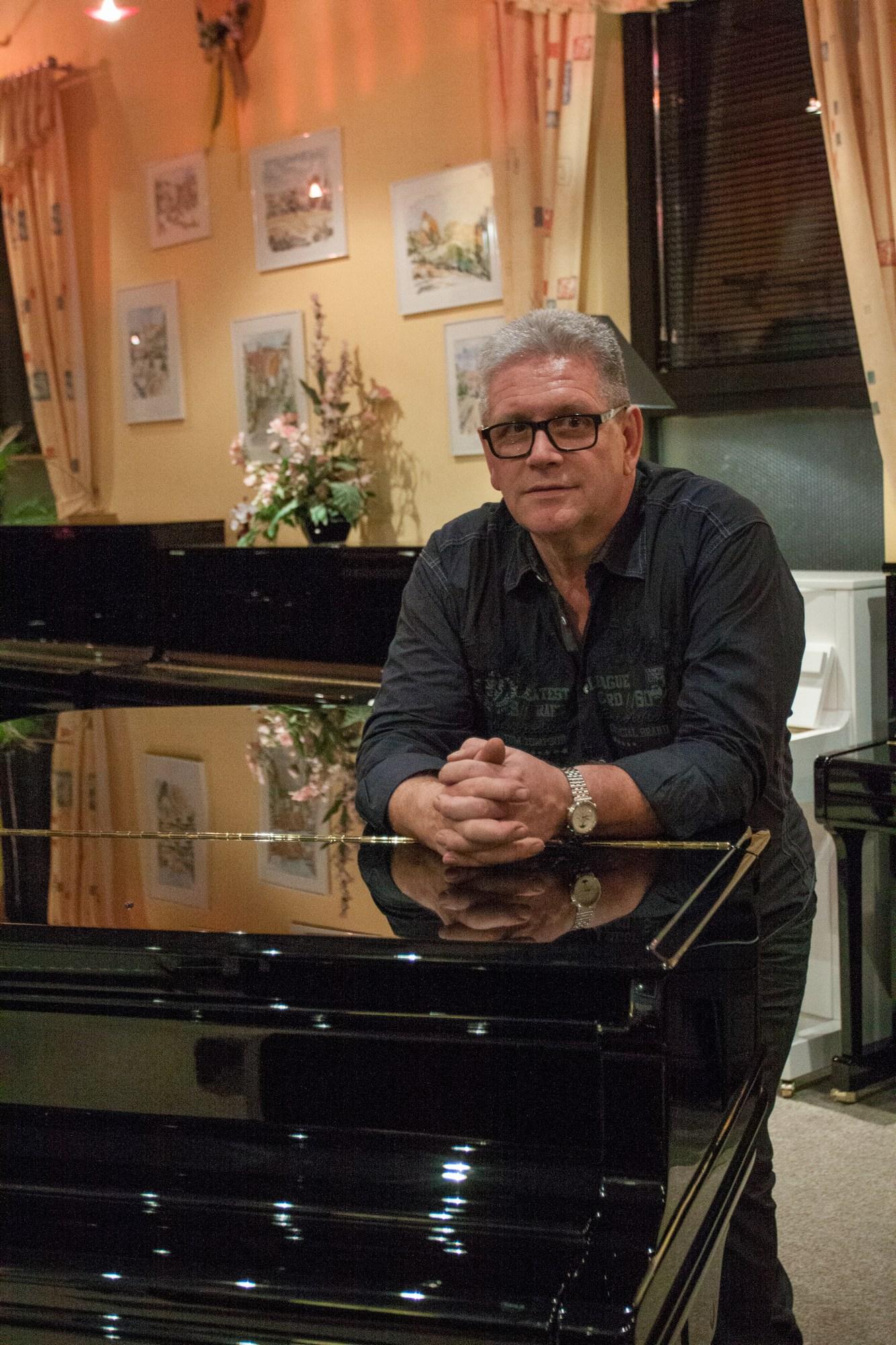 Georg Berretz - Klavier-Stimmung | Piano Berretz