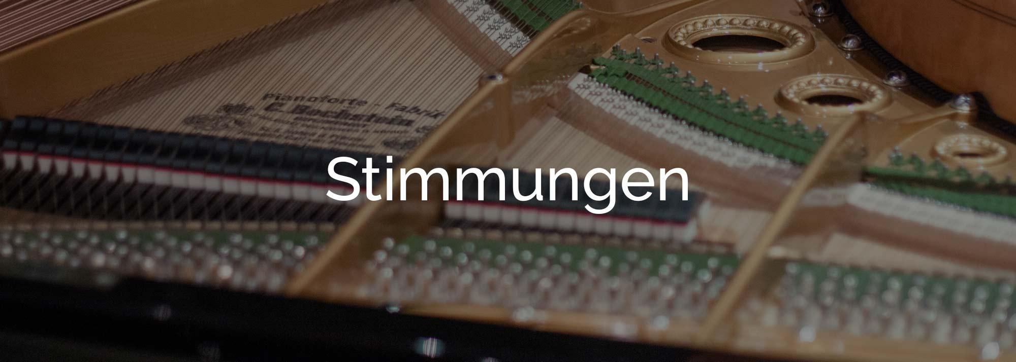 Klavier-Stimmung & Flügel-Stimmung | Piano Berretz