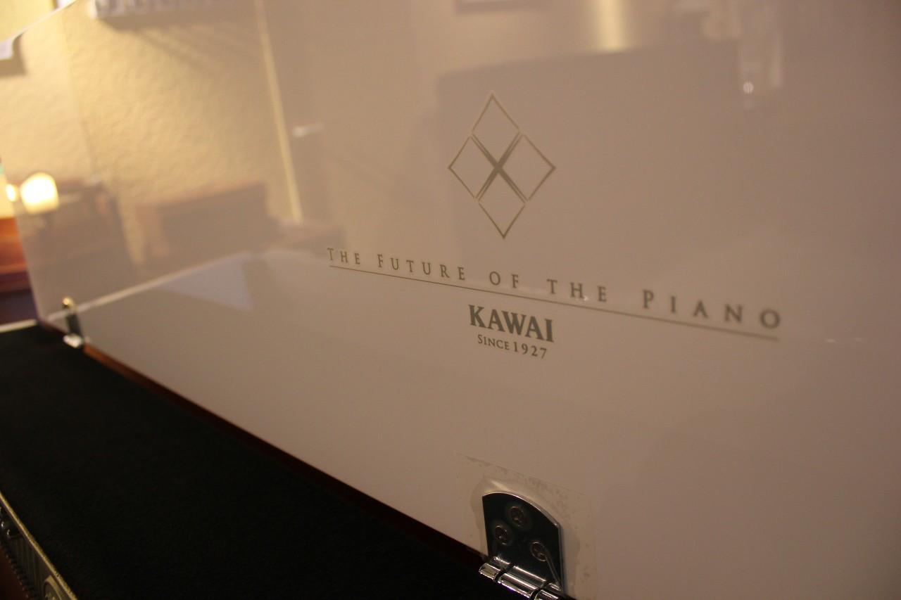 Kawai K-200 weiss 5