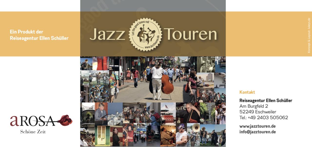 Jazz-Cruise auf dem Rhein 2020