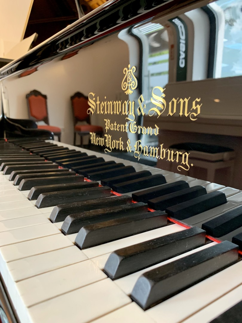 Steinway & Sons A-188 3