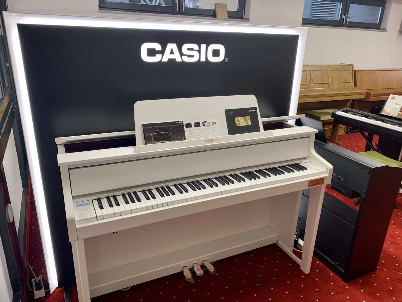Casio GP-300 Bechstein