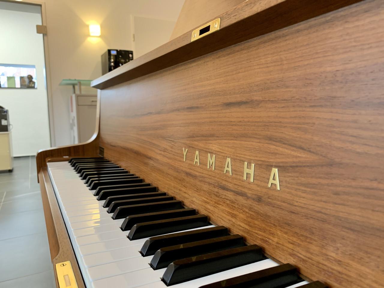 Yamaha G1 Nußbaum 6